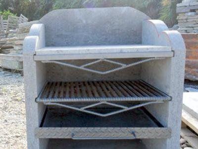 barbecue per giardini