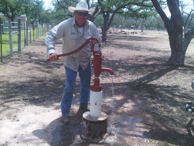 water well service in San Angelo, Midland & Odessa, TX