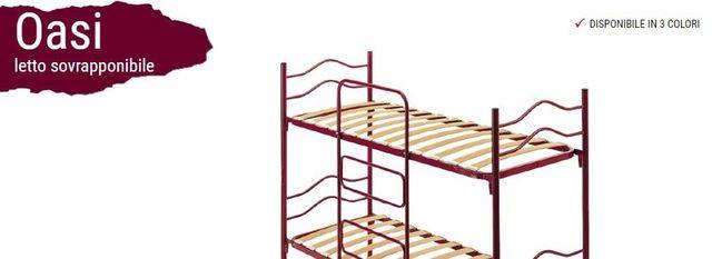 un letto sovrapponibile