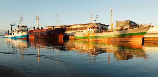 Marine infrastructure in Auckland