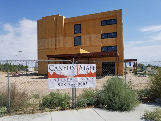 One of our construction houses in Kingman, AZ