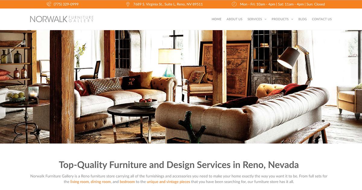 Top Quality Furniture And Design, Rustic Modern Furniture Reno