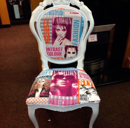 Custom made chairs