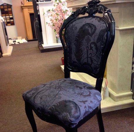 Reupholstering undertaken