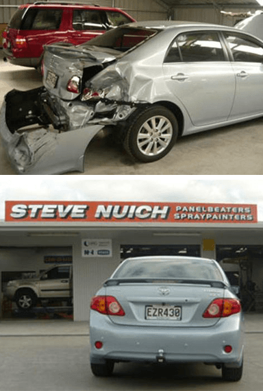 West Auckland vehicle repairs in action