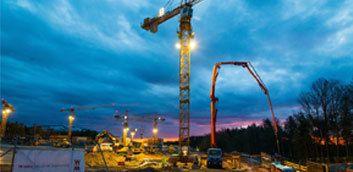 construction site surveilance