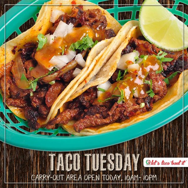 People Are Going Crazy For Taco Tuesday It May Be The 1 Tacos