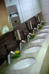office washrooms