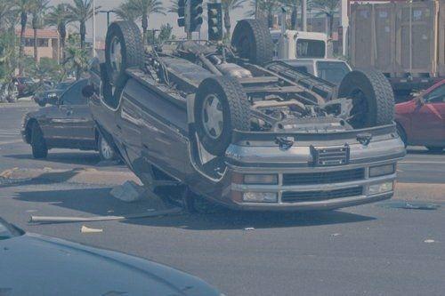 SUV rollover attorney - Guerra Law Group - McAllen TX