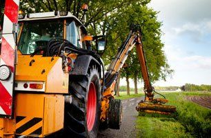 Plant machinery hire