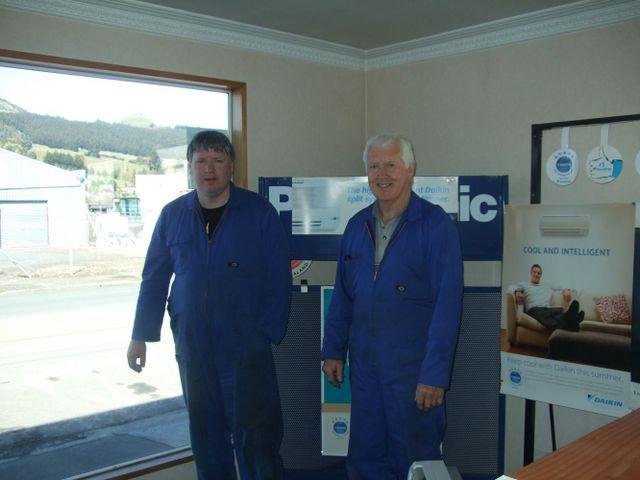 Experts in refrigeration installation in Dunedin