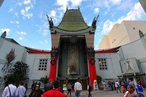 LA Limo service tours Hollywood