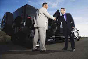 Los Angeles corporate limo and car service