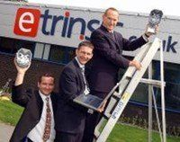 Etrinsic chief executive Colin Davies, Active Communications