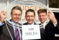 100 miles achievement