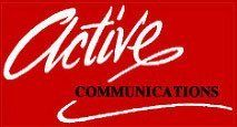 Active Communications logo