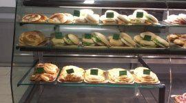 panini e cornetti dolci e salati