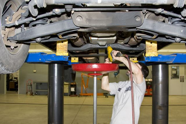 Performing motor repairs in Christchurch