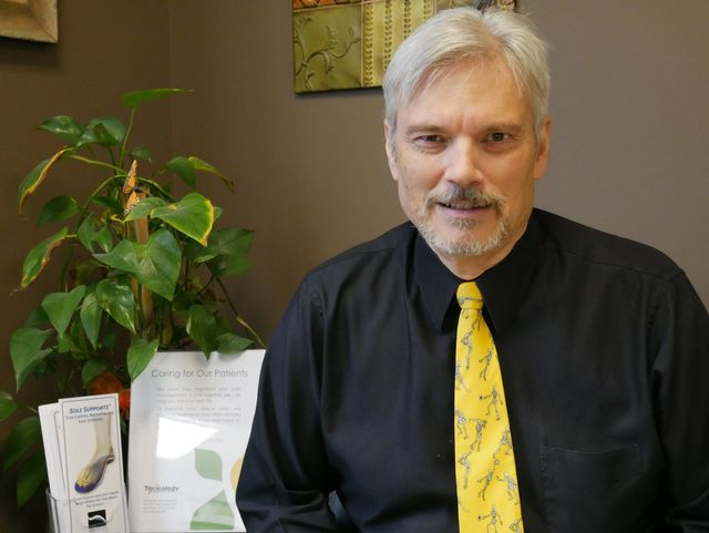 Dr Ed Dunteman