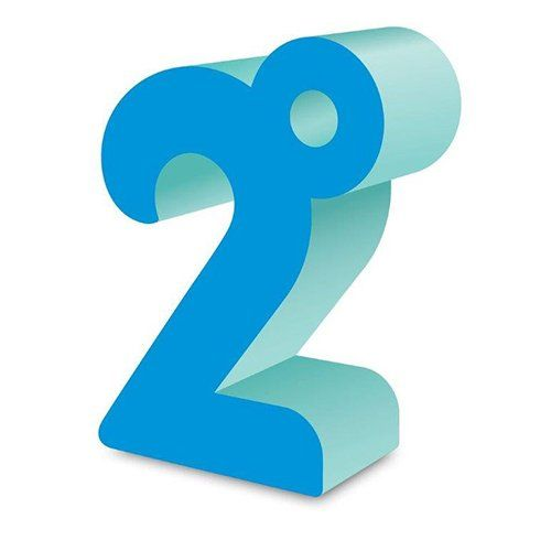 2 Degree Logo