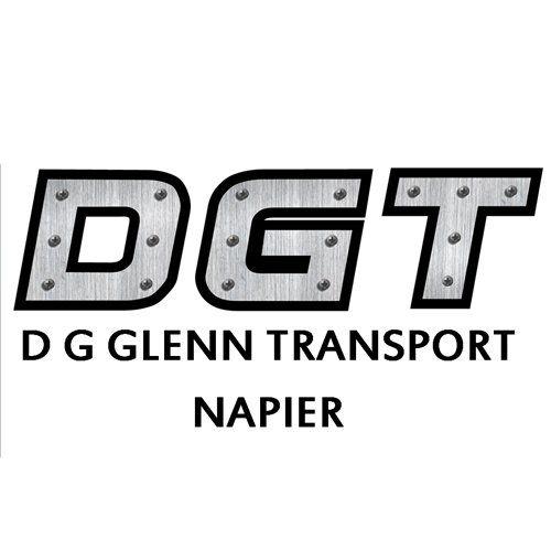 DG Glenn Transport Napier Logo