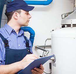 boiler check
