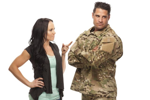 military divorce lawyer point loma