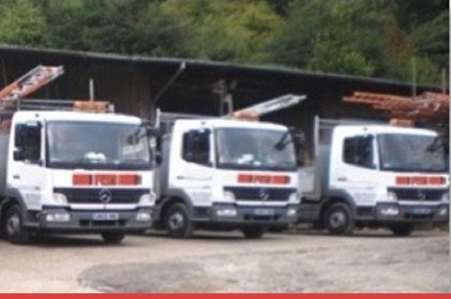scaffolding vans