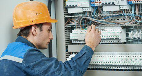 fuse board repair