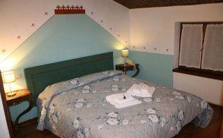camera matrimoniale stile camera del principe