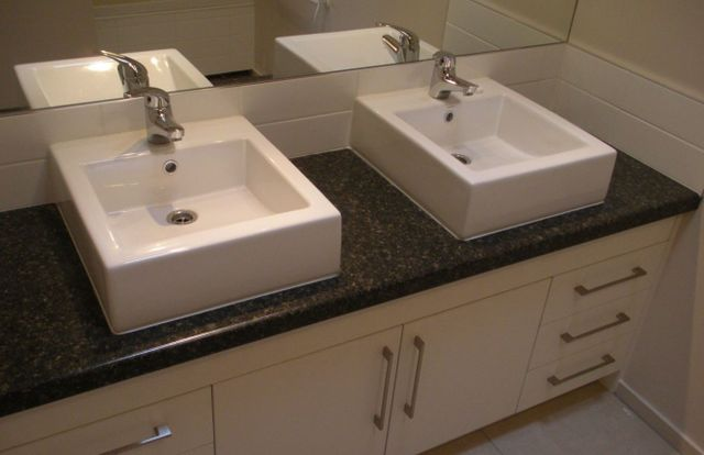 Examples of Laundries and Vanities