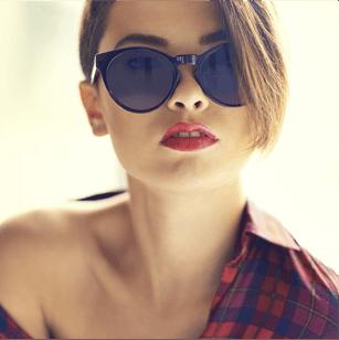 occhiali alla moda, occhiali da sole, montature da sole
