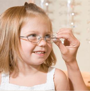 occhiali per bambini, montature per bambini, occhiali colorati