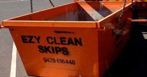 differente size of skip