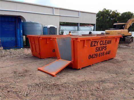 Types of skip bins