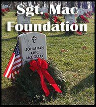 SGT. MAC Foundation &   NATIONAL WREATH PROJECT