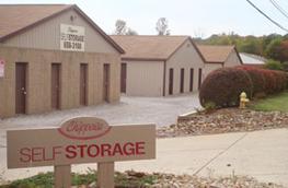 self storage units in Doylestown, OH