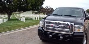 Funeral limo San Diego