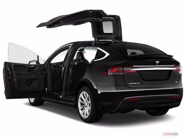 Tesla X Car Service San Diego