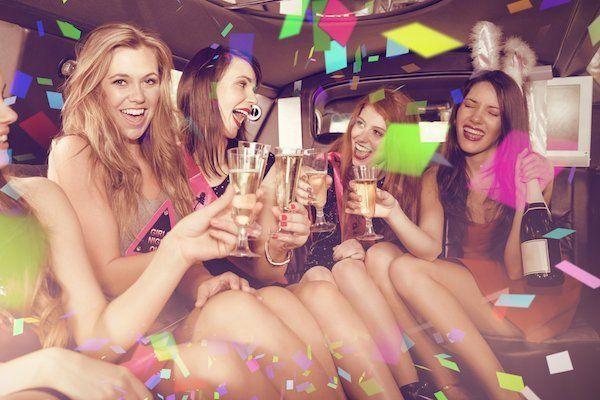 Bachelorette Party Limo San Diego
