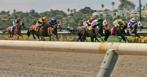 Del Mar Track limo service in San Diego