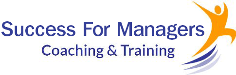 Success for managers logo, consisting of the phrase