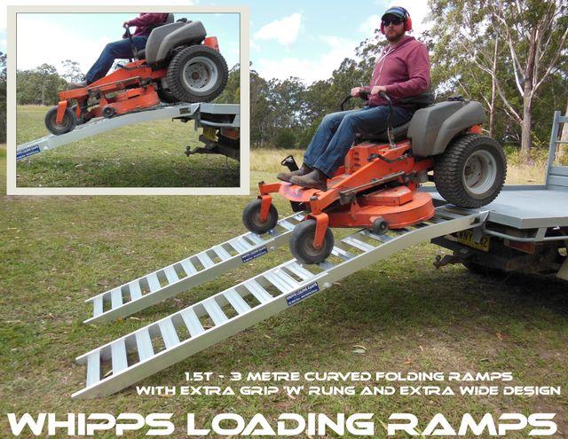 Ramps, Loading Ramps, Ramps, Mower ramps, zero turn mower ramps, atv ramps,