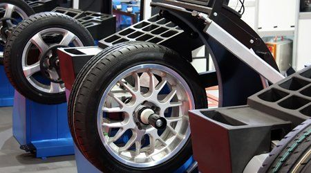 skilled tyre fitters