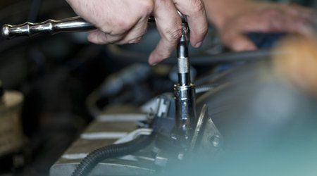 Complete car servicing