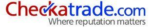 We're registered with Checkatrade