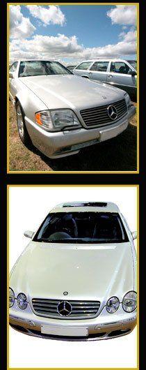cab service - Wimbledon, South West London - Airport Cars Direct - Silver Mercedes