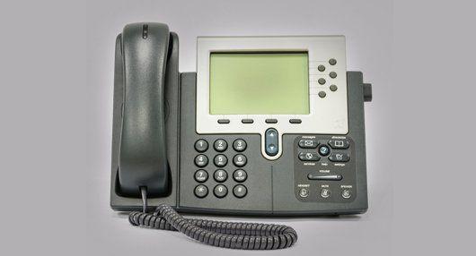 Phone systems maintenance