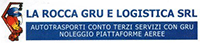 LA ROCCA GRU & LOGISTICA logo