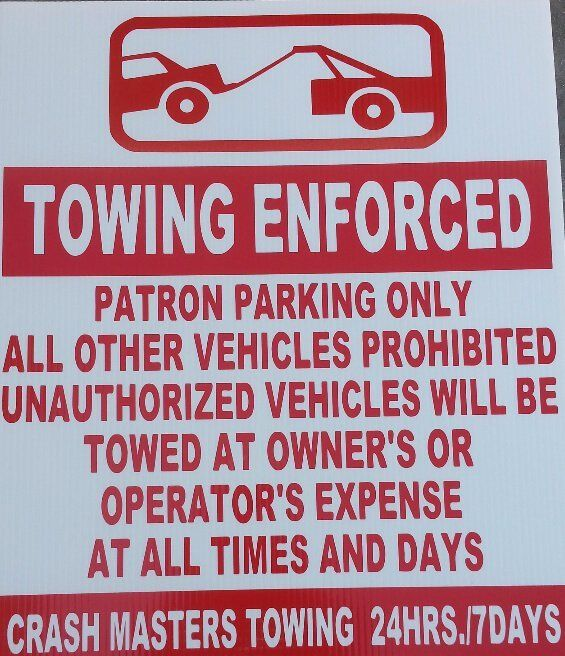 towing unauthorized vehicles in Midland, TX & Pecos, TX